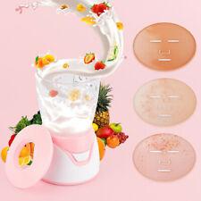 Gemüse natürliche Kollagen Obst DIY Gesichtsmasken-Maker Maschine Hautpflege Spa
