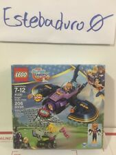 "LEGO DC Super Hero Girls ""Batgirl Batjet Chase"" 206 Pieces  41230"