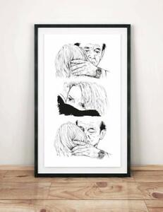 Lost in Translation Whispers Wall Decor Poster [No Framed]