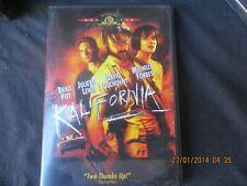 kalifornia dvd