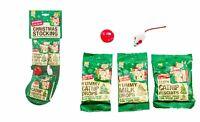 Pawsley Cat Christmas Stocking Festive Treats Pet Gift-Catnip Treats