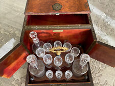 L. Boutigny Tantalus or Portable Liquor Cabinet