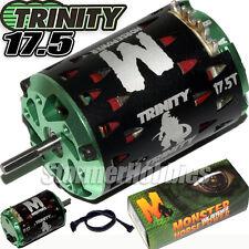 Trinity's Brand New Monster Horsepower 17.5 Motor TEP1502 CRC XRAY ~NEW-IN-BOX~
