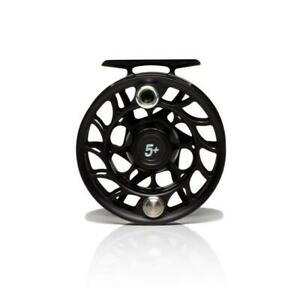 HATCH ICONIC 5 PLUS LARGE ARBOR FLY REEL