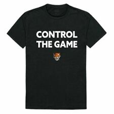 SUNY Buffalo State College Bengals Control the Game T-Shirt Black