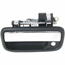 Exterior Door Handle For 95-2004 Toyota Tacoma Front, Driver Side Plastic