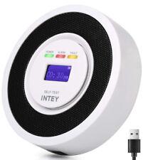 INTEY Kohlenmonoxid-Warnmelder CO-Melder CO Sensor Kohlenmonoxid Detektor