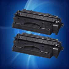 2PK CE505X High Yield Toner for HP05X LaserJet P2055 P2055dn P2055X