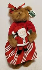 Bearington Bear Collection - Collectible Series, Chrissy & Claus, RETIRED, TA
