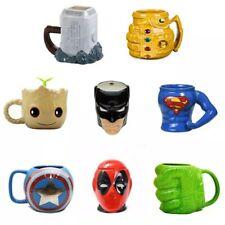 Marvel Coffee Mugs Avengers Tea Cups/Mugs