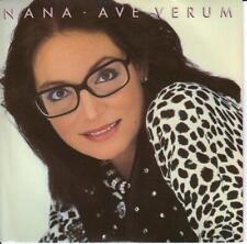 45 tours NANA MOUSKOURI Ave Verum et Toula - 1986