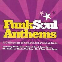 Funk Soul Anthems - Various Artists (2005 Double CD Album)