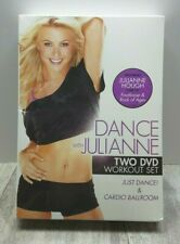 Dance With Julianne (DVD, 2012, 2-Disc Set)
