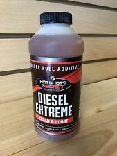 Hot Shot's Secret Diesel Extreme, Clean & Boost Fuel Additive, 1 - 16oz Bottle