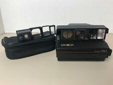 Minolta Instant Pro Film Camera Vintage. Macro lens. Excellent condition.