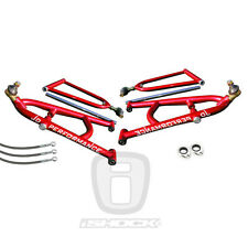 JD Performance Long Travel A-Arms Brake Lines & Clamps Honda TRX 250R