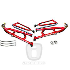 JD Performance Long Travel A-Arms Brake Lines & Clamps Honda TRX 400EX