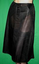 von Karl Lagerfeld 70/80er Perlon/Nylon HALB-Unterkleid-Unterrock Gr. 42*NEU(624