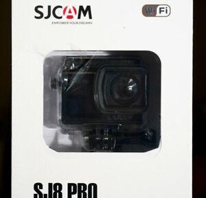SJCAM SJ8 Pro 12MP 4K Action Camera Full Set, Ambarella H22 S85 Chipset