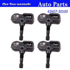 4Pcs 42607-30100 Tire Pressure Sensors For Lexus ES200 ES250 GS250 LS460L IS250
