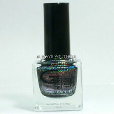 3D HOLOGRAPHIC NAIL POLISH Glitter Gal - Brain Freeze /Black 15ml