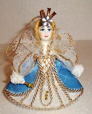 Beautiful Russian Doll ~ Christmas Ornament ~ FAIRY ~ NEW