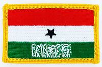 SOMALILAND FLAG PATCH PATCHES BADGE IRON ON NEW EMBROIDERED