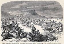 Battaglia di Solferino:gli austriaci lasciano le posizioni di Volta,Viadana.1859