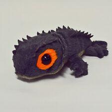 Red-eyed Crocodile Skink Plush cute & realistic (LB)