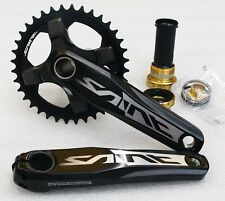 Shimano Saint FC-M825 Crankset 170mm w/ 36T Chainring and Bottom Bracket 83mm