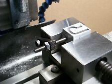 New Adjustable Work Stop for Sherline Taig Prazi or grinding Vise 2 pieces $7.00