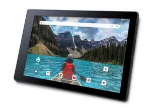 """VENTURER RCA JUNO 10 16GB 10.1"""" HD Tablet Android 8.1 Bluetooth + 128GB Micro SD"""