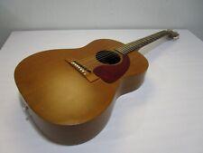 60's Vintage Kalamazoo KG-10 Acoustic Guitar w/ Org Case ----------------> Cool!