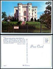 LOUISIANA Postcard - Baton Rouge, Old State Capitol E5