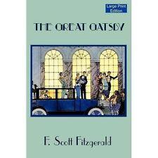 The Great Gatsby by F. Scott Fitzgerald (Hardback, 2014)