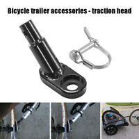For InStep Schwinn Bike Bicycle Trailer Coupler Attachment Hitch Angled Elbow