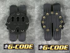 G-Code RTI H-MAR Molle Vest Plate Carrier Holster Mounting Platform Adapter BLK