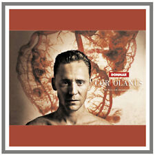 Donmar Warehouse CORIOLANUS 2014 (Tom Hiddleston) High-Quality DVD Free Shipping