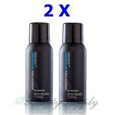 Sebastian Dry Clean Only Instant Refreshing Spray 1.7 oz Dry Shampoo (Pack of 2)