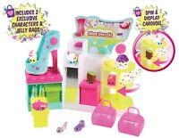 BNIB Shopkins Fashion Spree Shoe Dazzle Playset Inc 2 Exclusive Shopkins