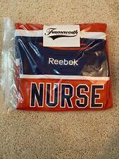 Frameworth Oilers Darnell Nurse Reebook Auto Jersey W COA