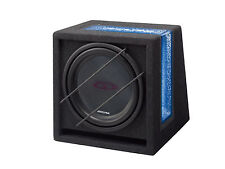 "Alpine sbg-1244br 12"" Type-G SUBWOOFER con Alpine Custom Bass Box 800w"