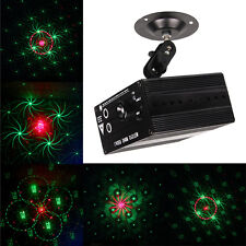 RGB LASER STAGE LIGHTING FULL COLOR RED GREEN BLUE LED Party DJ KTV Disco Light