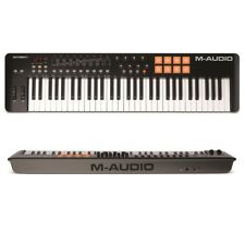 M-AUDIO OXYGEN 61  (4th gen) controller keyboard 61 tasti USB MIDI x PC Mac NEW