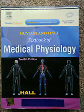 Guyton And Hall Textbook of Medical Physiology 12 edition ISBN 9788131227039