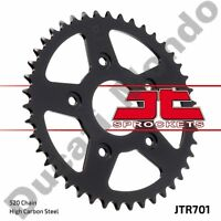 Rear sprocket 38 tooth JT steel Aprilia RS 125 Cagiva Mito 125 Evo 1 2 Planet