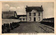 CPA Bonny - Ecole des Garcons (270489)