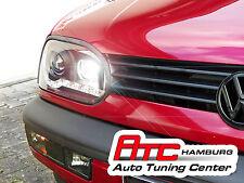 VW Golf 3 LED Tagfahrlicht Optik Scheinwerfer schwarz.Jom.Europaweit zugelassen