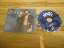 CD Hiphop SisQo - Incomplete (3 Song) Promo DEF SOUL sc