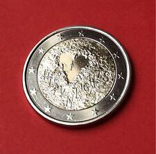 RAR: 2 Euro Gedenkmünze FINNLAND 2008 -  Menschenrechte unz. - Euromünzen